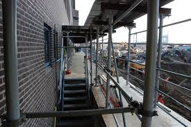 down in a hole u2013 penn tower walkway and overhead protection