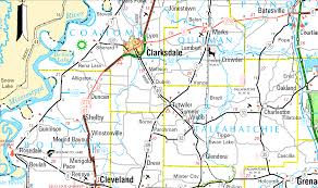 Mississippi County Map 317 Acres For Sale Sunflower County Mississippi Southern Land