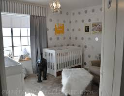 Neutral Baby Nursery Modern Whimsical U0026 Mostly Diy Nursery Modern Nurseries And Room
