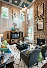 Best Family Rooms Images On Pinterest Toll Brothers Luxury - Large family room design
