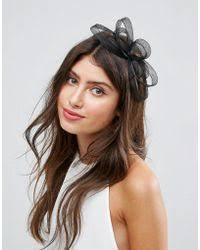 headband roll lyst asos vintage hair roll in brown
