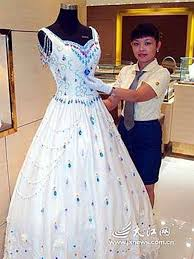 amazing wedding dresses top 10 most expensive and amazing wedding dresses in the world