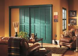 Budget Interior Design by Custom Real Wood Shutters Budget Blinds