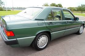 1993 mercedes benz 190e 2 6 german cars for sale blog