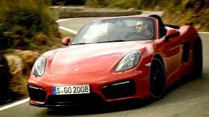 Porsche Boxster 2015 - first drive 2015 porsche boxster gts good exhaust sound youtube