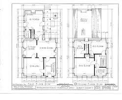 library of congress floor plan bronson house clio