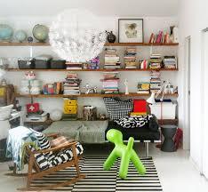 Shelf Floor L Of Bookshelves Manhattan Nest