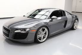 audi supercar black used 2008 audi r8 for sale 61 480 vroom