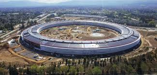 apple park le futur siège d apple entre bientôt en service grazia