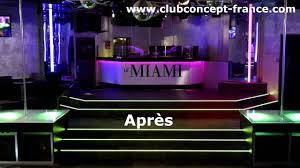 Neon Decoration Interieur Aménagement Club Concept Décoration Discothèque Relookage Boîte