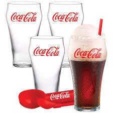 amazon com ice cream soda glasses home u0026 kitchen