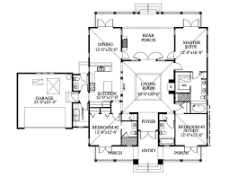 southern style home floor plans luxury southern plantation home house plan christmas ideas the