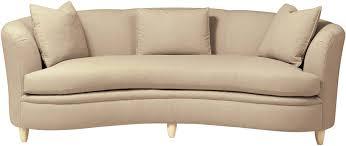 drop shoulder sofa exposed leg barbara barry realized by henredon
