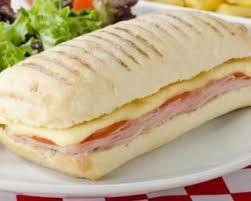 cuisiner du jambon blanc recette de panini minceur au jambon blanc et à l emmental light
