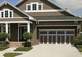 craftsman style garages popular garage door styles types of garage doors clopay