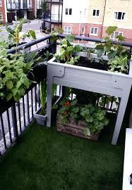 Garden In Balcony Ideas Balcony Herb Garden Grass On The Balcony How To Create An Herb