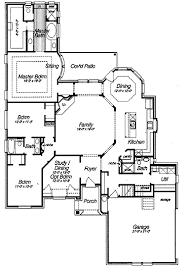 1 Story 4 Bedroom House Floor Plans 4 Bedroom Floor Plans 1 Storycountry Floor House Plans Bedroom