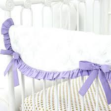 Lilac Damask Crib Bedding Decoration Purple Damask Crib Bedding Lovely Baby Vintage Gray