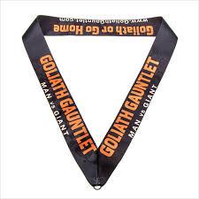 custom ribbon with logo custom medal ribbons personalized printed logo custom medal ribbons