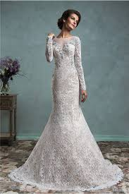 Wedding Dress Lace Sleeves Best Lace Sleeve Wedding Dress Ideas On Pinterest Long Wedding