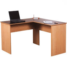 Small L Shaped Desks For Small Spaces Mylex L Shape Computer Desk With Hutch Walmart Regard To New