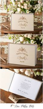 engravable guest book 23 best wedding guest book images on wedding guest