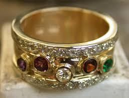 custom birthstone necklaces custom family birthstone jewelry gallery of jewelry