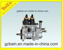 china komatsu high pressure fuel injection pump assy excavator