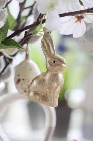 Easter Rabbit Table Decorations by Hen Sweet Hen Easter Table Decorations