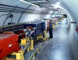 the super proton synchrotron cern