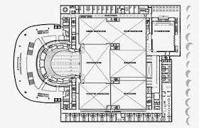 opera house floor plan copenhagen opera house arcspace com