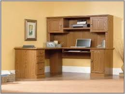 Desk Hutch Ideas 28 Corner Computer Desk With Hutch Uk Sauder Harbor View