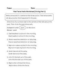 general and precise action verbs worksheet englishlinx com board