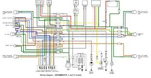 honda xrm wiring diagram honda wiring diagrams instruction