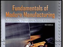 solution manual fundamental of modern manufacturing by wiley p