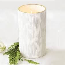 thymes candles frasier fir ceramic candle
