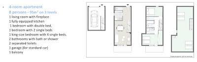 apartment raphael in val thorens