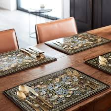Leather Placemats For Conference Table Shop Table Placemats In Canada Simons