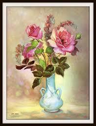 281 best flower roses images on pinterest painting rose