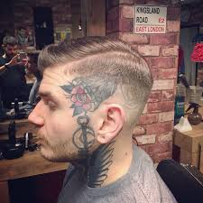 beer and haircuts from the 1920s gents cut by leighforsyth taper hair fade classic beer