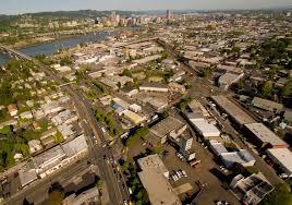Portland Zoning Map by Portland Or Uli Americas