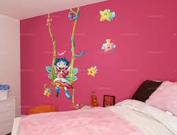 chambre fille etoile stickers étoiles magiques