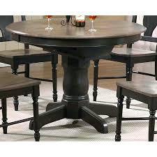 42 inch round pedestal table amazing 42 inch round pedestal kitchen table inch dining table round