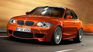 Bmw M1 Coupe 2011 Bmw 1 Series M Coupe Rendered
