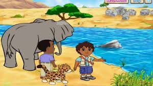 diego safari rescue wii review game