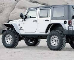 jeep wrangler unlimited flat fenders xenon jeep wrangler jk wide fender flares xen8870 9010 jeep