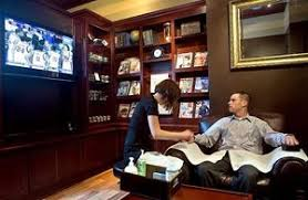 seattle barbers that do seahawk haircuts shave and a haircut puts on the ritz at posh barber shops the