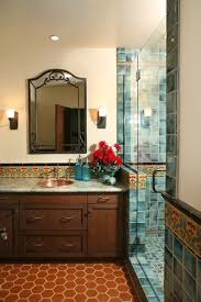 Best  Mediterranean Bathroom Ideas On Pinterest Mediterranean - Spanish bathroom design