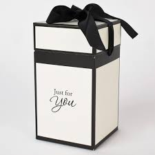 wedding gift boxes uk flat packed candle gift box large only 99p