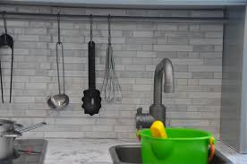 Decorations Peel And Stick Backsplash Home Depot Stick On Tile - Self stick kitchen backsplash